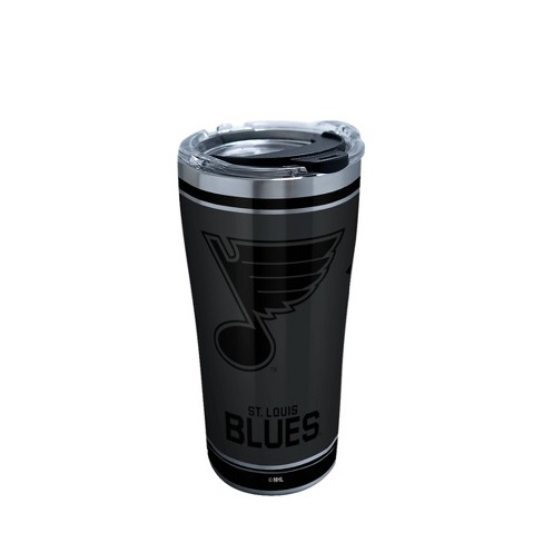 NHL St. Louis Blues Tervis Stainless Tumbler Blackout - 20oz - image 1 of 2