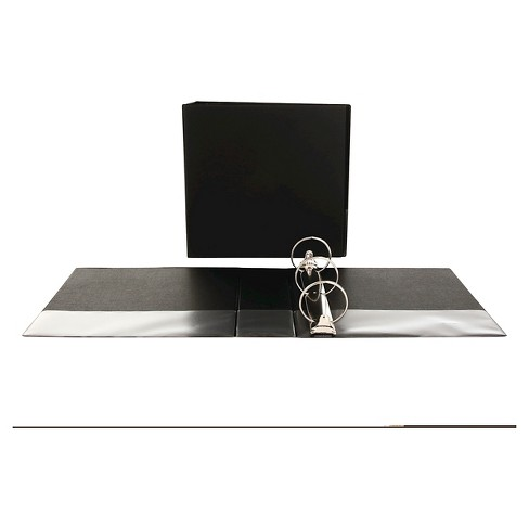 "Universal® Economy Non-View Round Ring Binder, 3"" - image 1 of 3"
