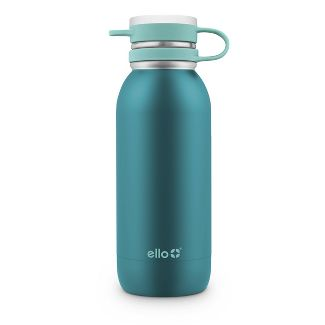 Ello 20oz Stainless Steel Damen Water Bottle Teal