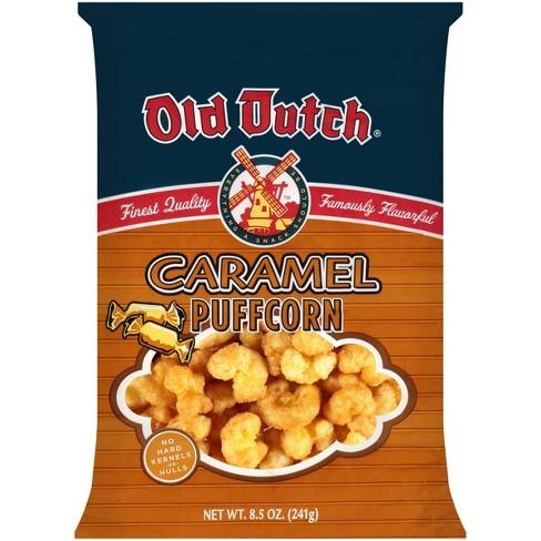 Old Dutch Caramel Puffcorn Curls - 9oz - image 1 of 3