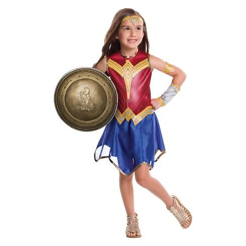 Women S Wonder Woman Costume Shield Target