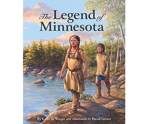 Legend of Minnesota (School And Library) (David Geister) - image 1 of 1