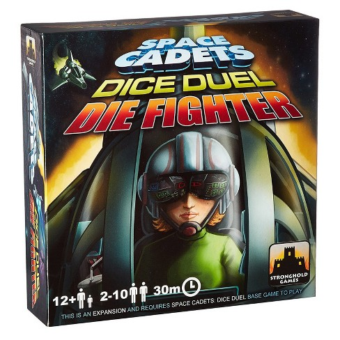 Space Cadets Dice Duel Game Die Fighter Expansion Pack - image 1 of 3