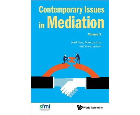 Contemporary Issues in Mediation (Vol 1) (Hardcover) - image 1 of 1