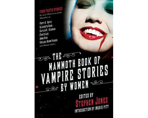 Mammoth Book of Vampire Stories by Women -  (Paperback) - image 1 of 1