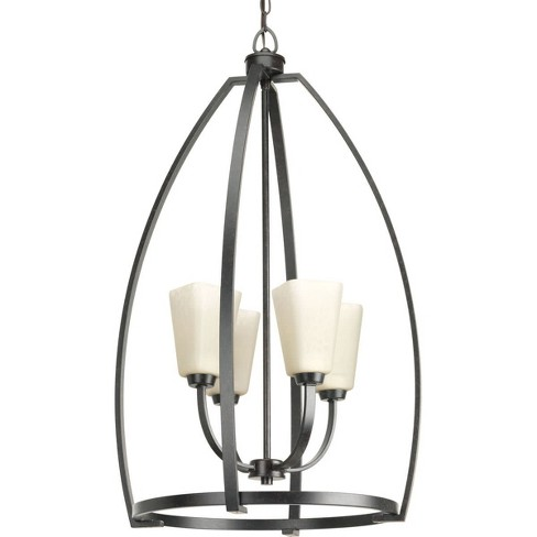 "Progress Lighting P3571 Ridge 4 Light 21"" Wide Chandelier - image 1 of 1"