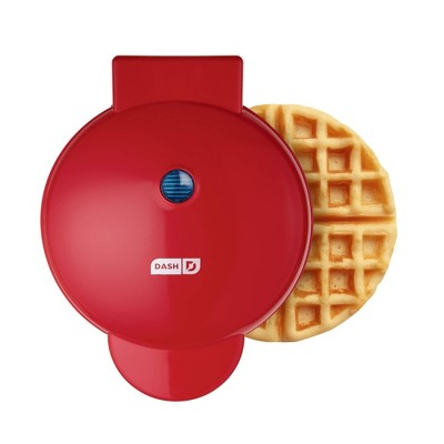 Dash Express Waffle Maker - Red