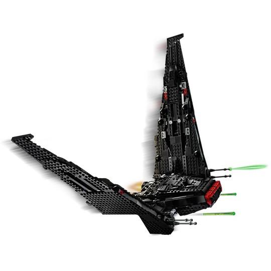 LEGO Star Wars Kylo Ren's Shuttle 75256 image number null