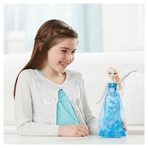 Disney Frozen Elsa Play-A-Melody Gown : Target