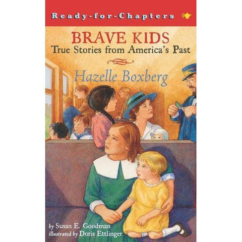Hazelle Boxberg - (Ready-For-Chapters) by  Susan E Goodman (Paperback) - image 1 of 1