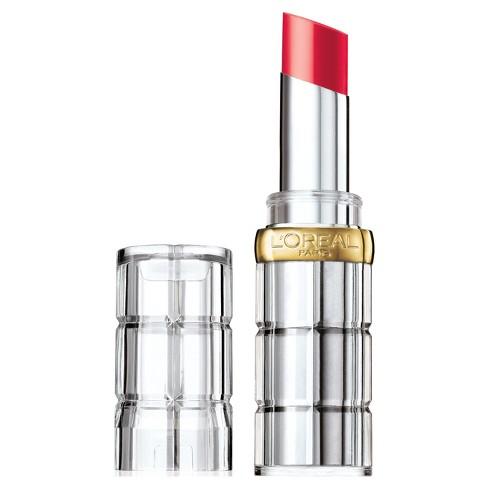 L'Oreal Paris Colour Riche Shine Lipstick-0.1oz - image 1 of 3