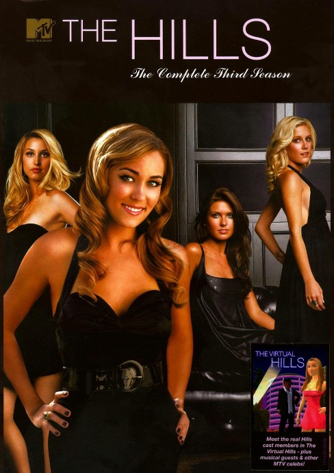 The Hills: The Complete Third Season (4 Discs) (dvd_video) - image 1 of 1