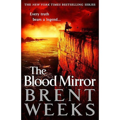The Blood Mirror - (Lightbringer) by  Brent Weeks (Hardcover) - image 1 of 1
