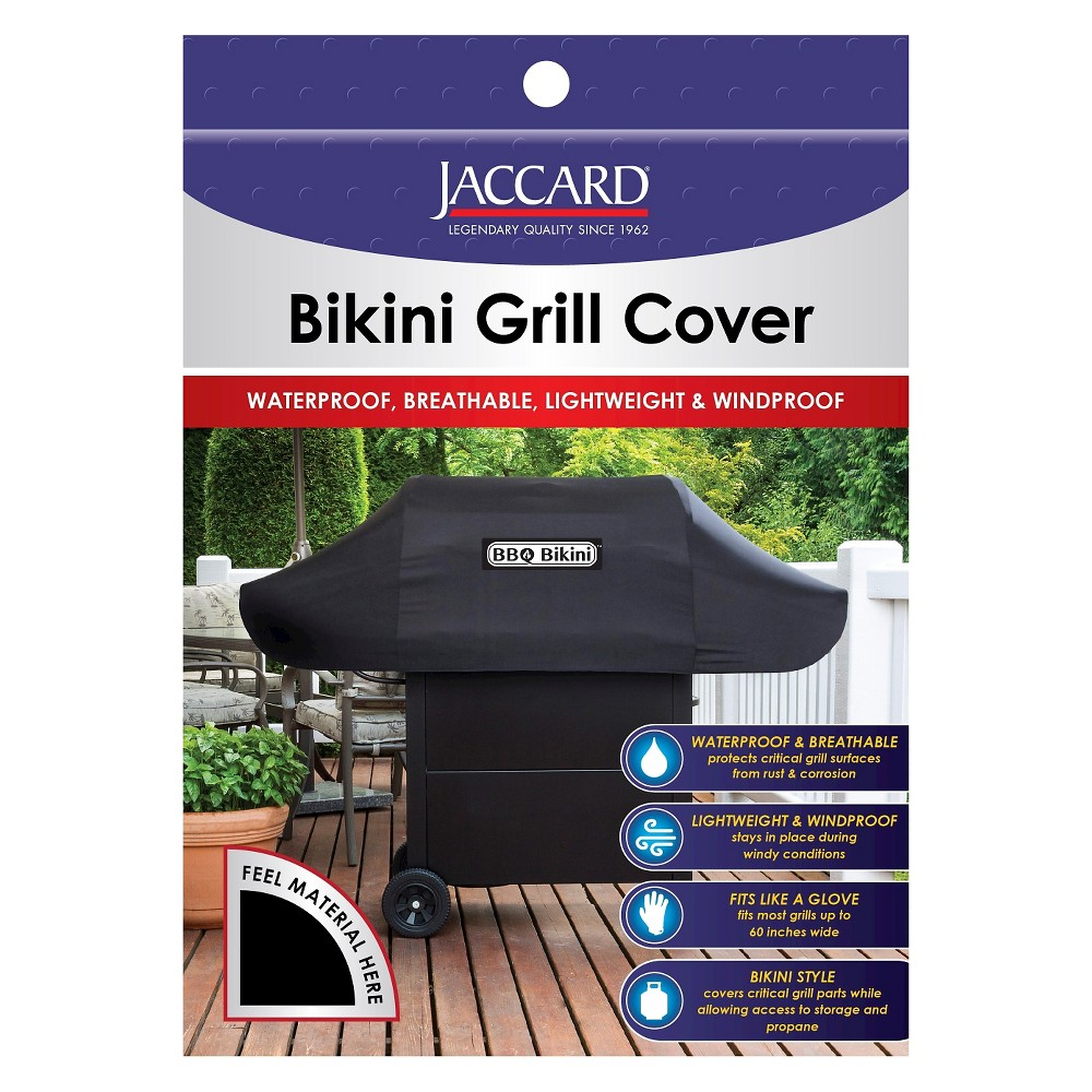 Image of Grill Cover Jaccard, Black