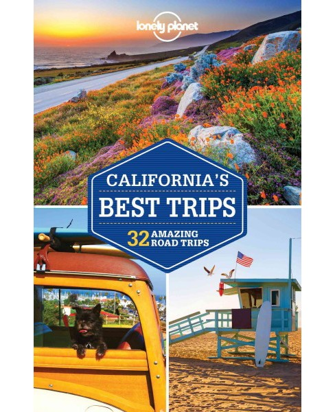 Lonely Planet California's Best Trips : 33 Amazing Road Trips (Paperback) (Sara Benson) - image 1 of 1