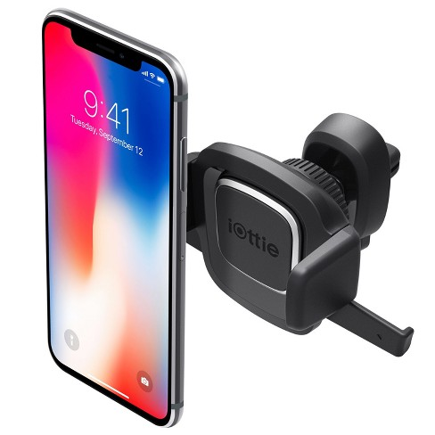 iOttie Easy One Touch 4 Air Vent Mount - Black - image 1 of 4