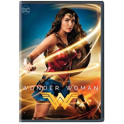 Wonder Woman (2017)(Single Disc)(DVD)