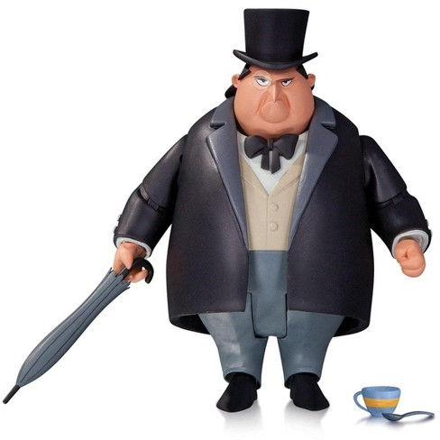"Batman Animated Series The Penguin 4.5"" Action Figure - image 1 of 2"