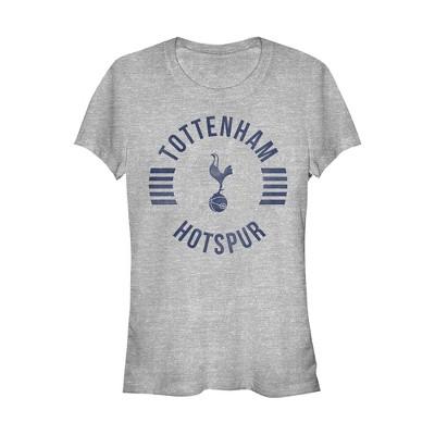Junior's Tottenham Hotspur Football Club Team Striped Logo T-Shirt