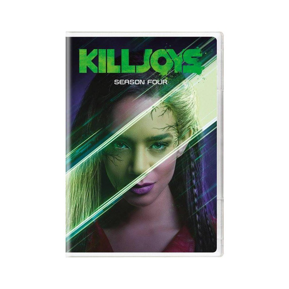 Killjoys: Season Four (DVD)(2019) Compare
