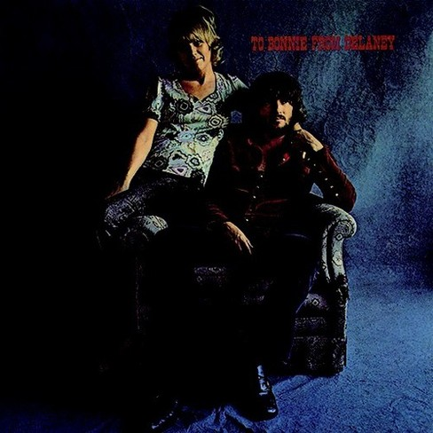 Delaney & Bonnie - To Bonnie From Delaney (CD) - image 1 of 1