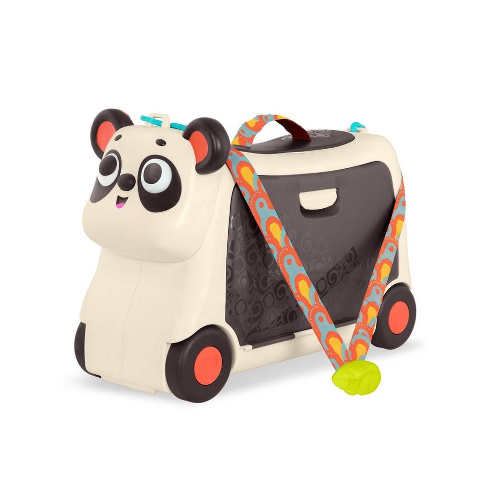 Land Of B Ride On Toy With Storage Gogo Ride On Bingo