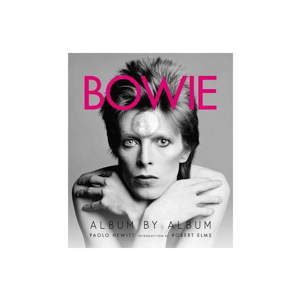 Bowie By Paolo Hewitt Paperback