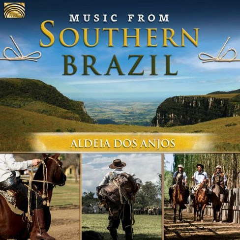Aldeia dos anjos - Music from southern brazil (CD) - image 1 of 1