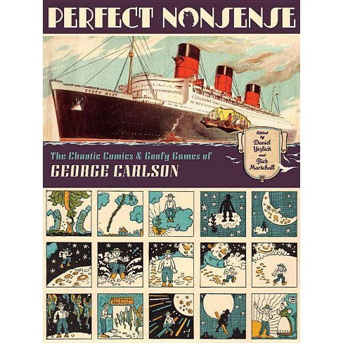 Perfect Nonsense - by  George Carlson (Hardcover) - image 1 of 1