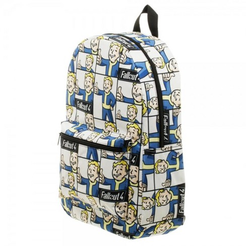 Bioworld Fallout Vault Boy Thumbs Up Backpack - image 1 of 3