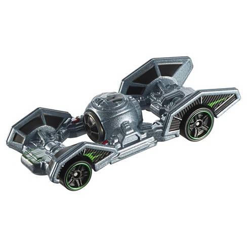 Hot Wheels Star Wars Carships Classic Tie Fighter Vehicle - image 1 of 4