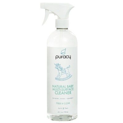 Multi-Surface Cleaner: Puracy Natural Baby Multi-Surface Cleaner