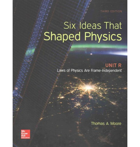 Six Ideas That Shaped Physics : Unit R: The Laws of Physics Are Frame-Independent (Paperback) (Thomas A. - image 1 of 1