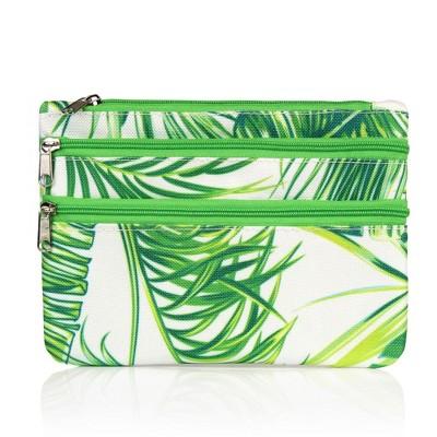 Zodaca Women Coin Purse Wallet Zipper Pouch Bag Card Holder Case