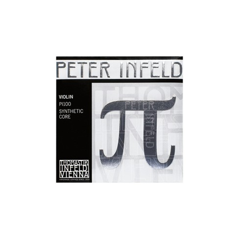 Thomastik Peter Infeld 4/4 Size Violin Strings - image 1 of 2