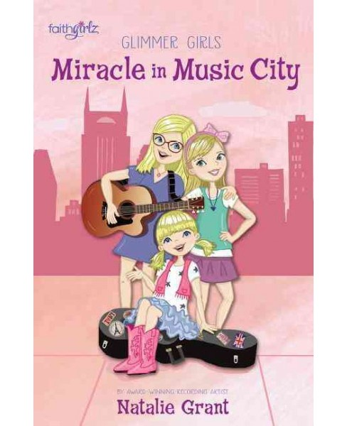 Miracle in Music City (Paperback) (Natalie Grant) - image 1 of 1