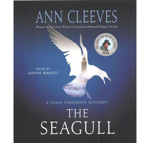 Seagull (Unabridged) (CD/Spoken Word) (Ann Cleeves) - image 1 of 1