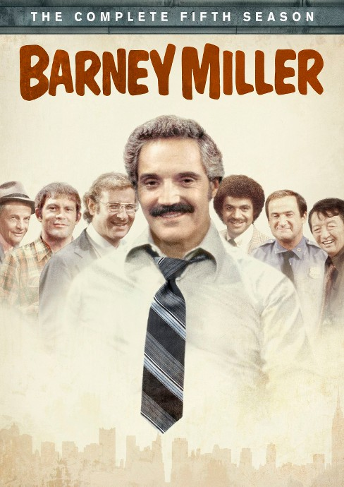 Barney miller:Complete fifth season (DVD) - image 1 of 1