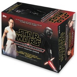 Star Wars Journey To Episode 9 Blaster Box Trading Card Game, Kids Unisex