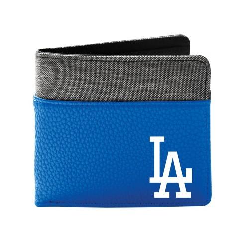 MLB Los Angeles Dodgers Pebble BiFold Wallet - image 1 of 2