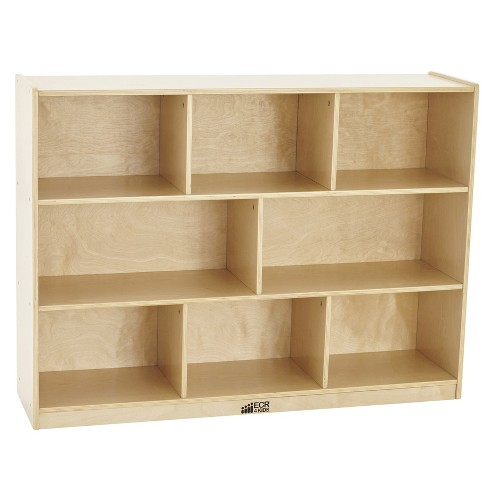 "Kids' 8 Compartment Storage Cabinet 36"" - ECR4Kids - image 1 of 2"