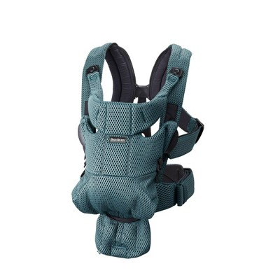 BabyBjorn Baby Carrier Free 3D Mesh - Sage Green