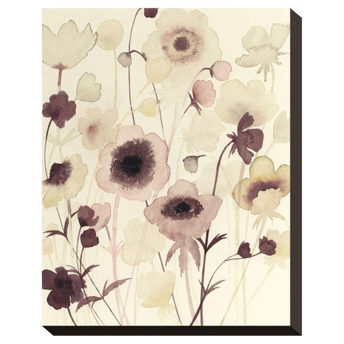 Unframed Wall Canvas Beige 21 X 16 X 2 - Art.com, Multicolored