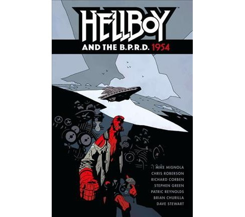 Hellboy and the B.P.R.D. 1954 (Paperback) (Mike Mignola & Chris Roberson) - image 1 of 1