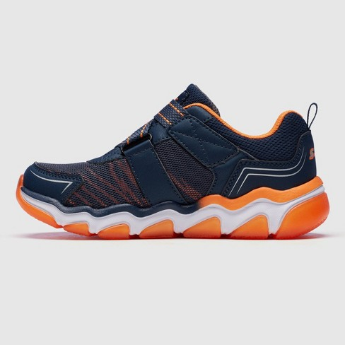 Boys' S Sport by Skechers Orin Athletic Shoes NavyOrange