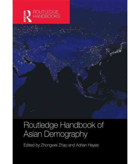 Routledge Handbook of Asian Demography (Hardcover) - image 1 of 1