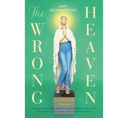 Wrong Heaven -  by Amy Bonnaffons (Hardcover) - image 1 of 1