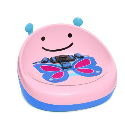 Skip Hop Butterfly ZOO Booster Seat - Pink
