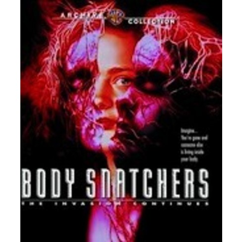 Body Snatchers: The Invasion Continues (Blu-ray) - image 1 of 1