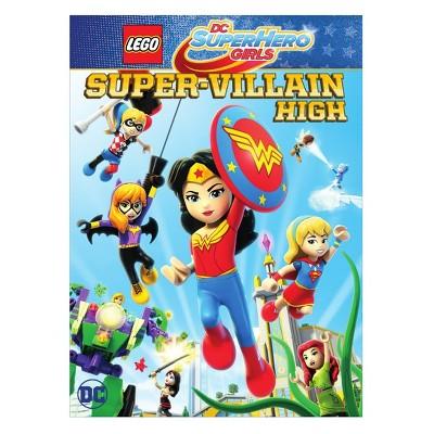 LEGO DC Super Hero Girls: Super-Villain High (DVD)